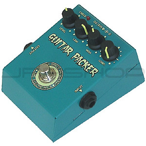 AMT Electronics Guitar Packer Guitar Compressor Pedal