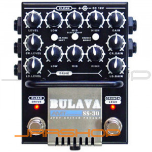 AMT Electronics SS-30 Bulava 3-Ch Guitar Preamp