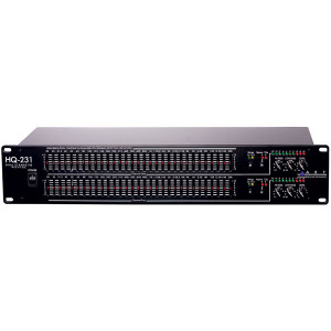 ART HQ231 Dual 31 Band EQ