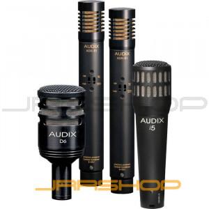 Audix DP Quad 4 Piece Drum Mic Pack
