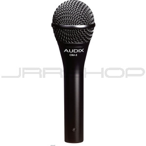 Audix OM3 Dynamic Vocal Mic