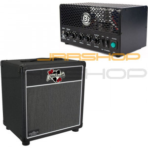 Blackheart BH110 Cabinet & Jet City Pico Valve Bundle
