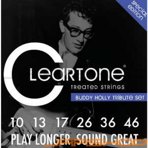 Cleartone Buddy Holly Tribute Electric Guitar Stings