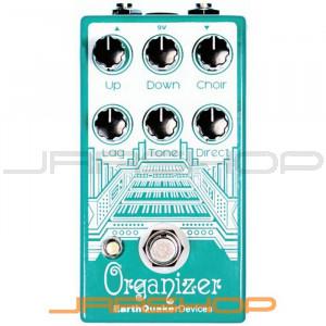 EarthQuaker Organizer Polyphonic Organ Emulator