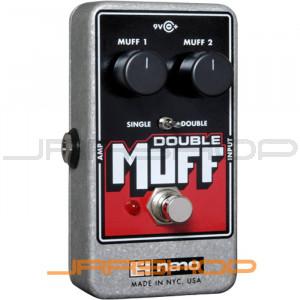 Electro Harmonix Double Muff Fuzz/Distortion Pedal