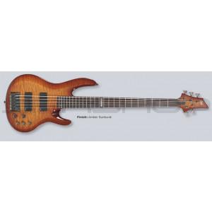 ESP B-405 Bass (Amber Sunburst)