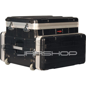 Gator Gator GRC-Studio4Go-W Laptop or Mixer over 4U Rack Case