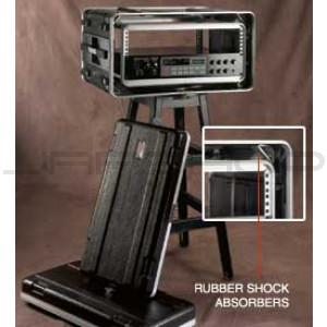 Gator G-Shock-8L 8U Polyethylene Shock Rack Case