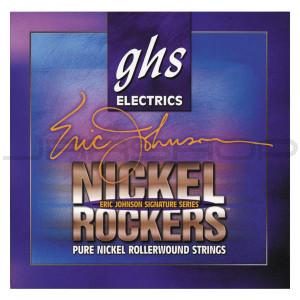 GHS Eric Johnson Nickel Rockers Medium Gauge 1-Set Guitar String