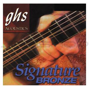 GHS Laurence Juber Bronze Light 5-Set Guitar Strings