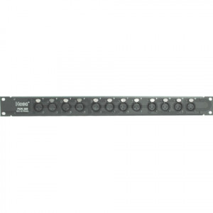 Hosa PDR-369 XLR Patch Bay