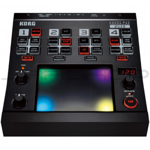 Korg KP-Quad Kaoss Pad Dynamic Effects Processor - $50 mail-in rebate!