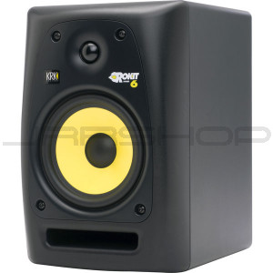 KRK Rokit 6G2 Powered Studio Monitor (Single)