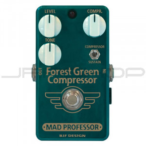 Mad Professor Forest Green Compressor Hand-Wired