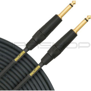 Mogami Gold 1/4TS to 1/4TS Cable - 3ft.