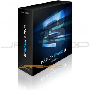 MOTU MachFive 3 Upgrade