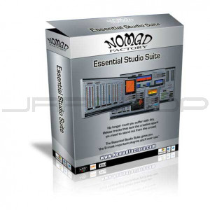 Nomad Factory Essential Studio Suite v1.7 - Download License