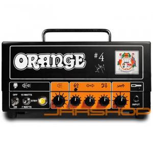 Orange TT15JR Signature #4 Jim Root Terror Head
