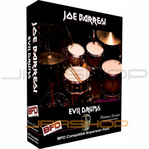 Platinum Samples Joe Barresi Evil Drums - Download License
