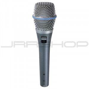 Shure Beta 87C Vocal Mic
