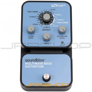 Source Audio Soundblox Multiwave Bass Distortion