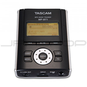 Tascam MP-BT1 Portable MP3 Bass Trainer