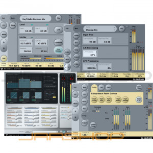 TC Electronic Mastering Bundle TDM - Download License