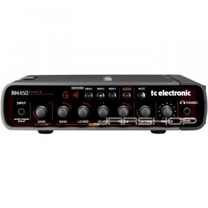 TC Electronic RH450 Bass Amp Head