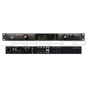 Universal Audio Apollo Quad HR Interface - UAD-2 Powered w/FireWire Adapter