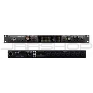 Universal Audio Apollo Quad HR Interface - UAD-2 Powered w/FireWire Adapter