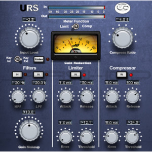URS 1975 Classic Console Compressor TDM - Download License