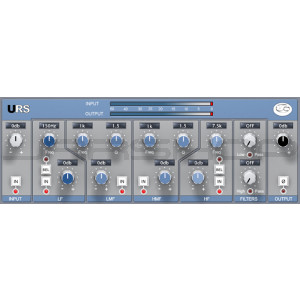 URS Classic Console S-Series EQ Native - Download License