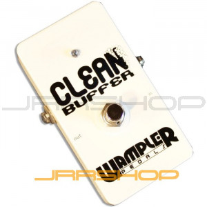 Wampler Pedals Clean Buffer w/ Switching