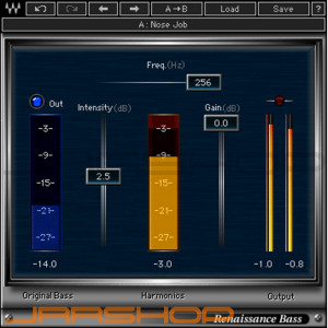 Waves Renaissance Bass Native - Download License