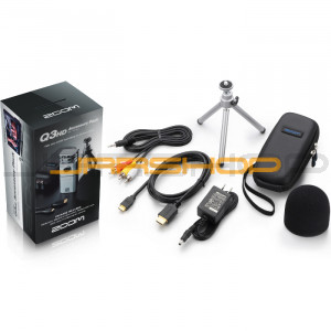 Zoom APQ-3HD Q3/Q3HD Accessory Package
