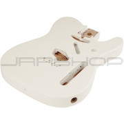 Fender Classic Series 60's Telecaster SS Alder Body Vintage Bridge Mount Olympic White