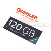 Gobbler 120GB Annual HGST
