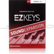 ToonTrack EZkeys Sound Expansion