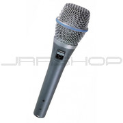 Shure Beta 87C Vocal Mic - Open Box