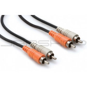 Hosa CRA-202 Dual RCA Interconnect 2m