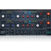 Waves BSS DPR-402 Compressor / Limiter / De-Esser Plugin
