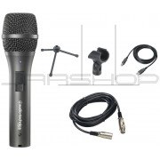 Audio Technica AT2005 USB Cardioid Dynamic USB/XLR Microphone