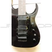 Ace HK - Black 7 String Electric Guitar (NAMM STOCK)