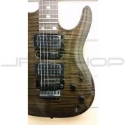 Ace HK - Black Electric Guitar (NAMM STOCK)
