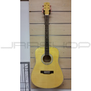 Ace HK - Acoustic Guitar Flamed Maple (NAMM STOCK)
