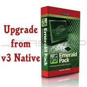 McDSP Upgrade Emerald Pack Native v3 to v6