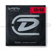 Dunlop Electric Guitar Heavy Core String Set DHCN1048 HEAVY CORE 10/48-6/SET