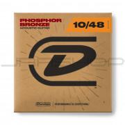 Dunlop Acoustic Phosphor Bronze String Set DAP1048 AG-PHB 10/48-6/SET