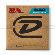 Dunlop Banjo Nickel Wound String Set DJN0920 BANJO-NKL 09/20-5/SET