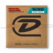 Dunlop Banjo Nickel Wound String Set DJN0930 BANJO-NKL TENOR 09/30-4/SET